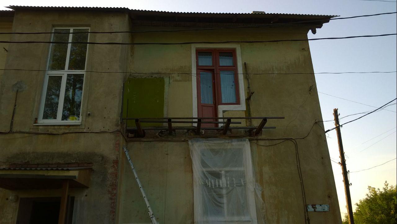 Если ремонт балконной плиты