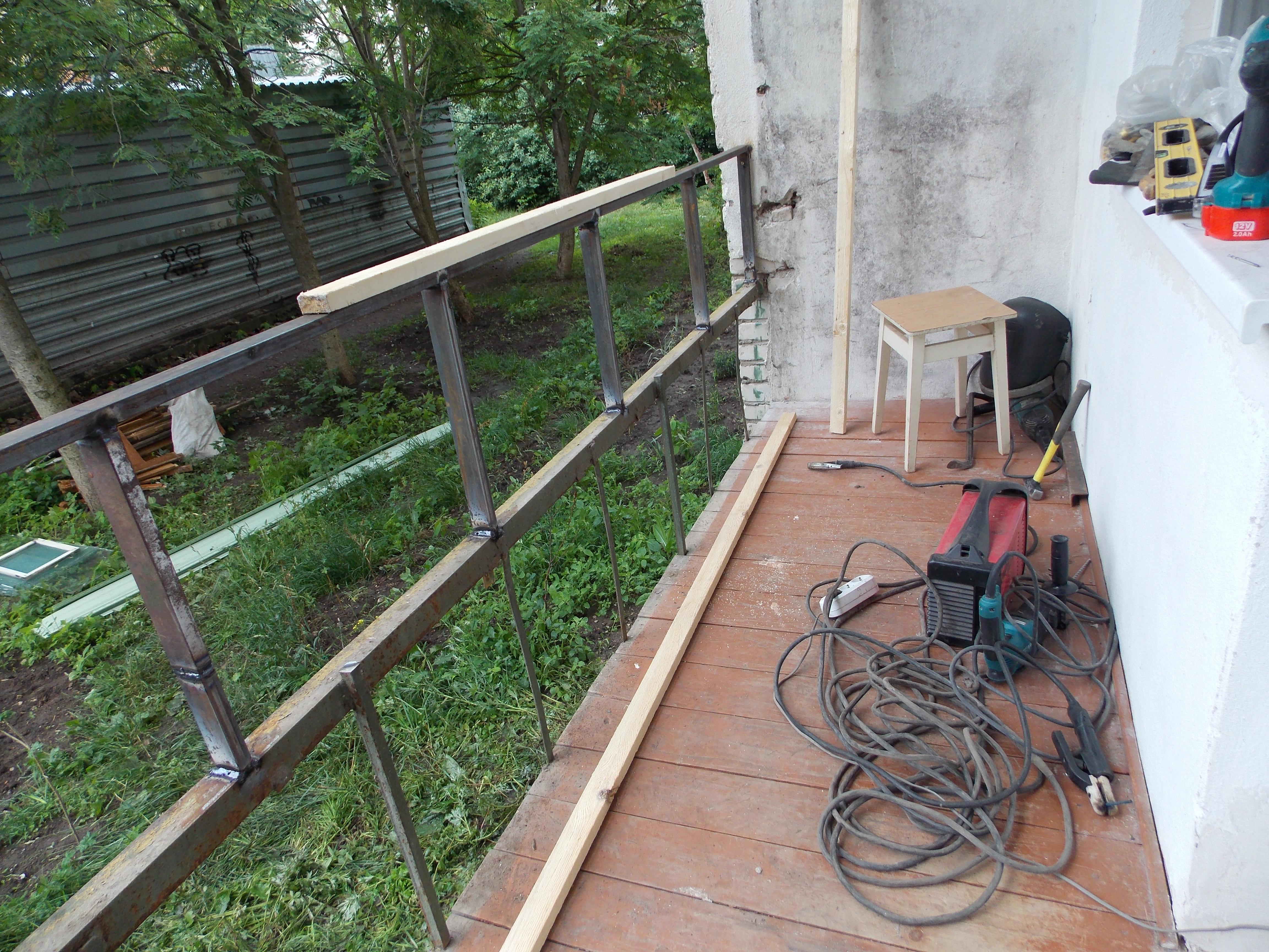 ремонт лоджии под ключ