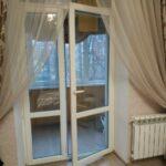 дверь пвх на балкон