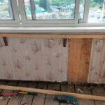 внутренняя отделка балкона вагонкой_ фото 7