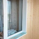 внутренняя отделка балкона вагонкой_ фото 9